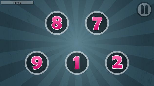 Remember Numbers apk screenshot