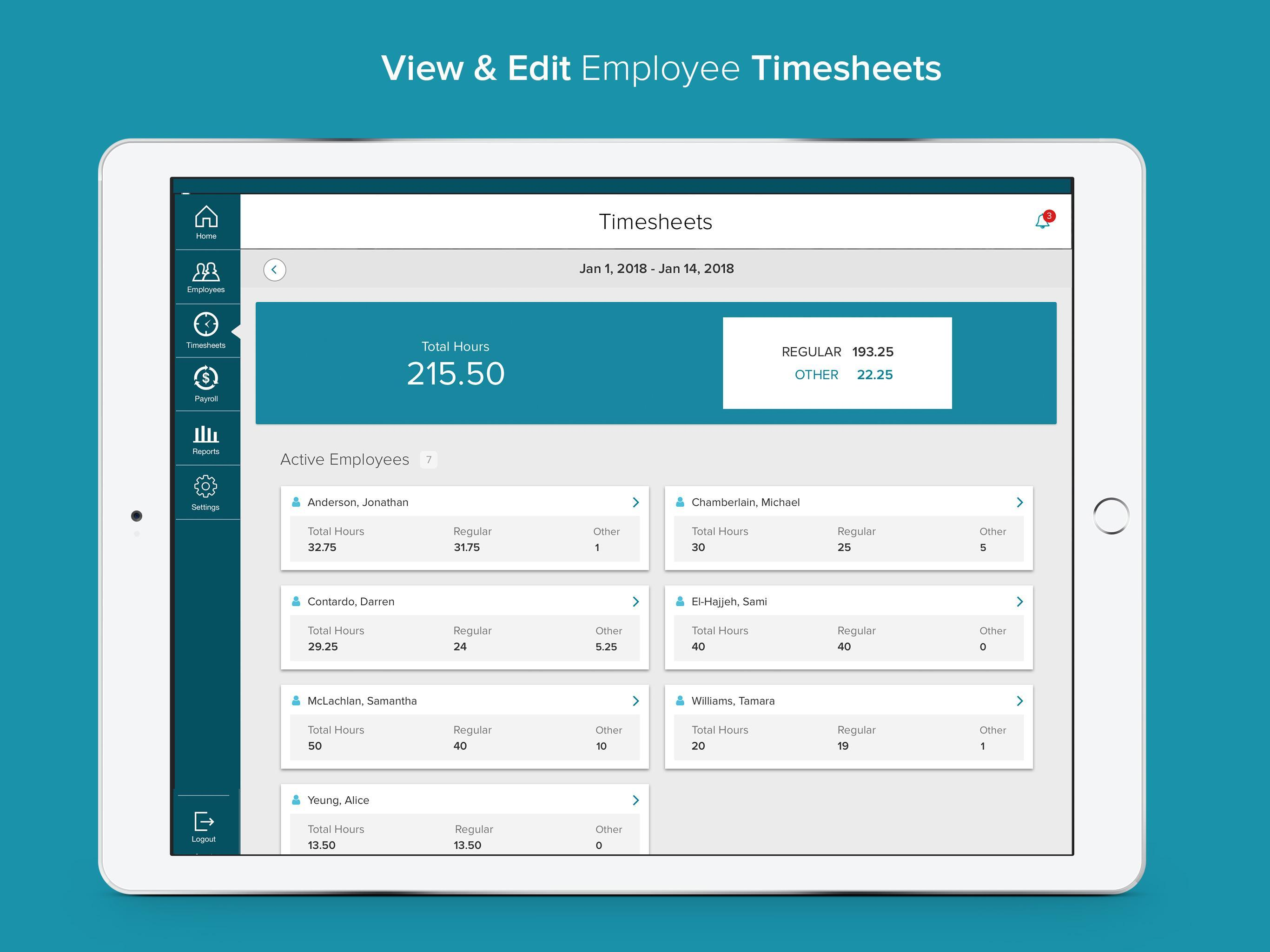 ADP Workforce Now On the Go for Android - APK Download