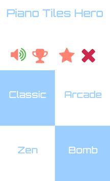 Piano Tiles Hero -  Music Game poster