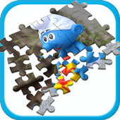 Jigsaw for Smurf icon