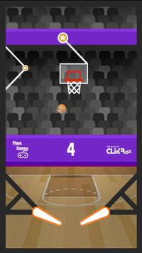 Pinball Hoops apk screenshot