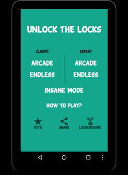 Open The Lock - Next level screenshot 5
