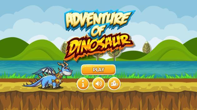 Adventure Of Dinosaur apk screenshot