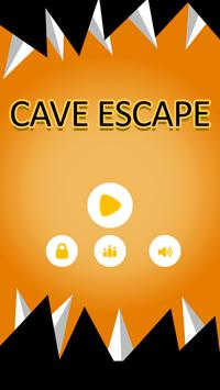 Cave Escape poster