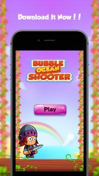 Ocean Bubble Shooter poster
