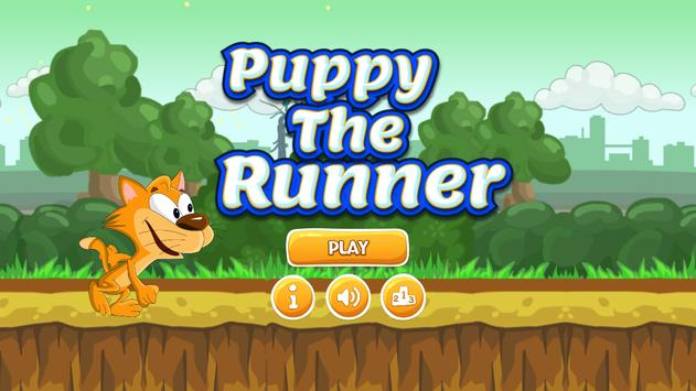 Puppy The Runner poster