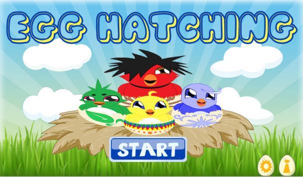 Egg Hatching apk screenshot