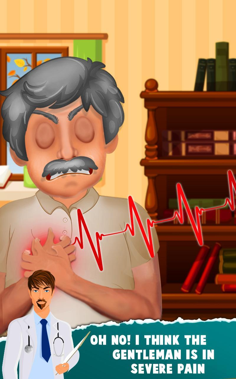 Grandpa Heart Surgery Master Surgeon for Android - APK Download
