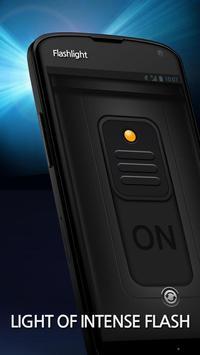 One Touch Flashlight screenshot 1