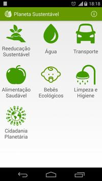 Planeta Sustentável poster