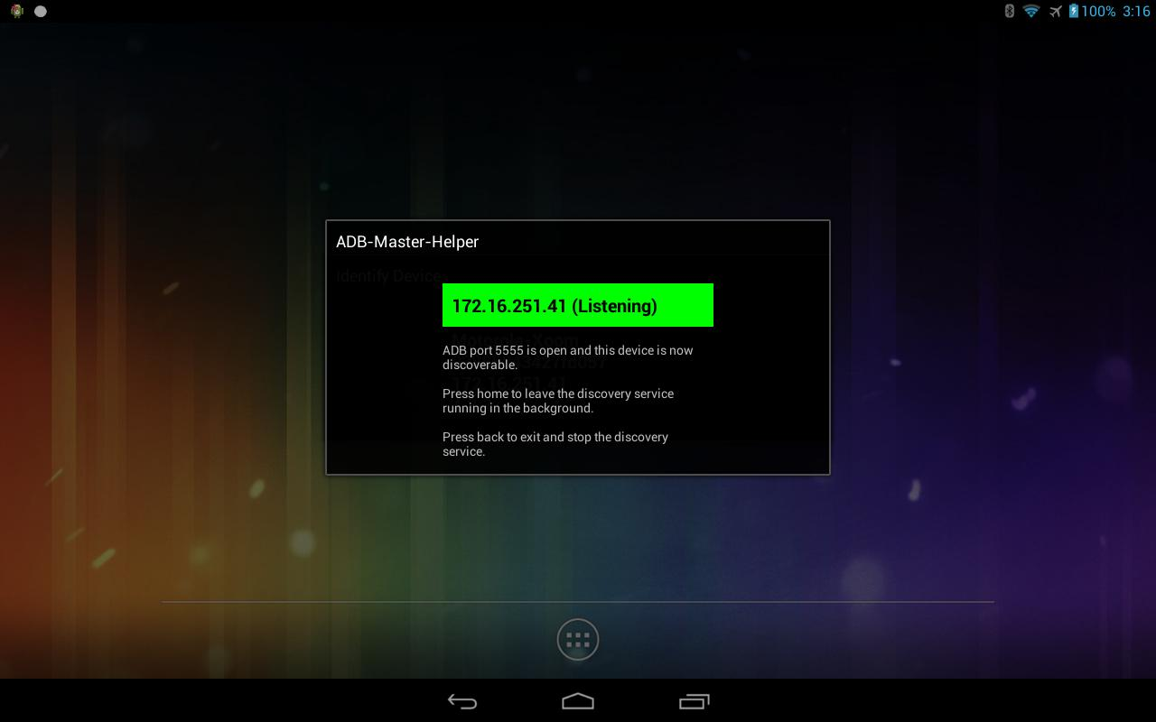 adb install apk to all devices
