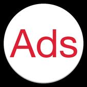 Ads Showroom for AdMob/DFP icon