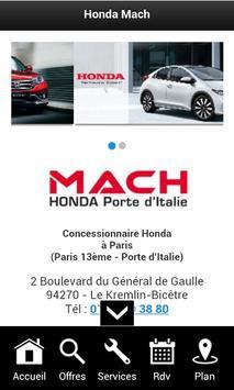 Mach Automobiles apk screenshot