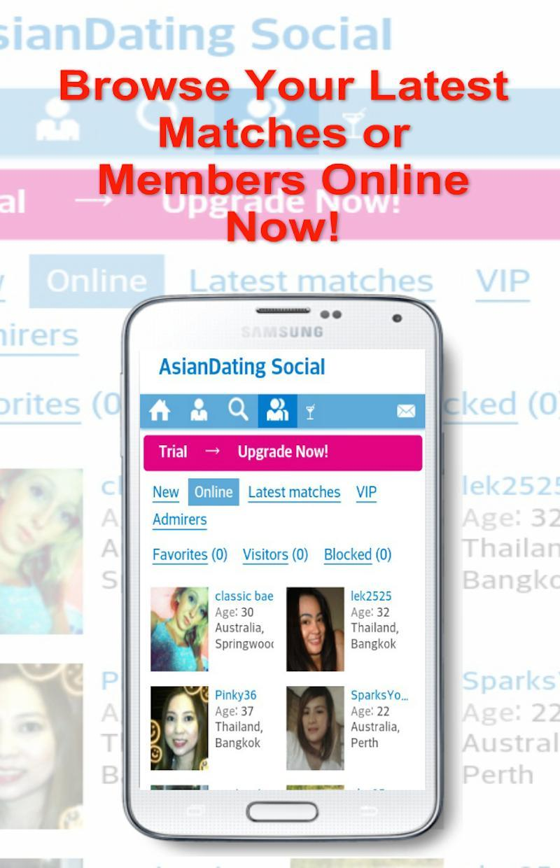 perth asian dating site