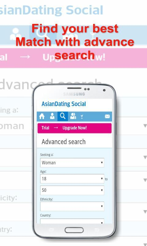 ... Asian Dating Social App apk screenshot ...