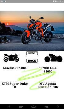 Guess Motorcycle apk screenshot