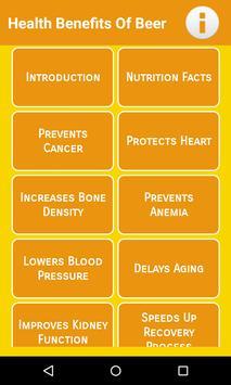 Health Benefits Of Beer apk screenshot