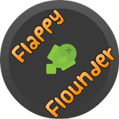 Flappy Flounder icon