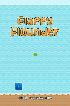 Flappy Flounder screenshot 1