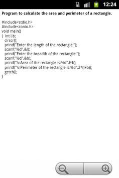 Learn2Code apk screenshot