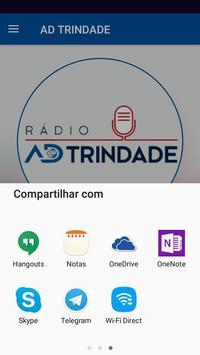 Radio adtrindade screenshot 2