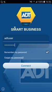 ADT Smart Business poster