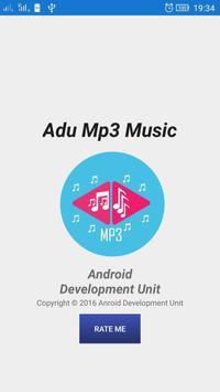 Adu MP3 Music Player apk screenshot