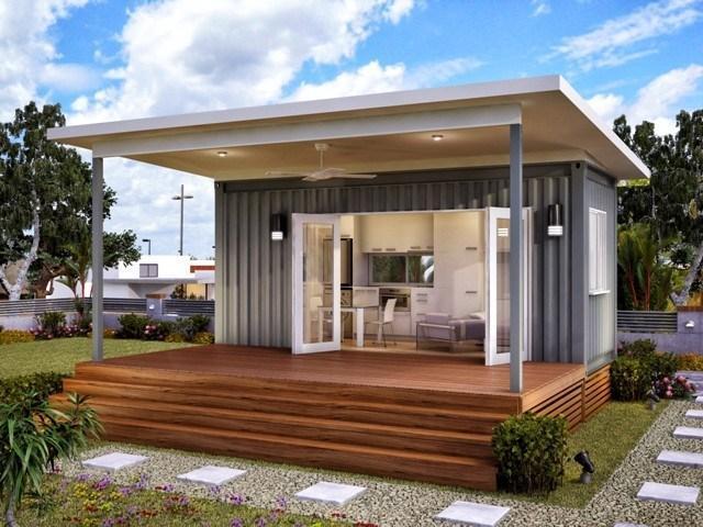 Desain Rumah Minimalis Kontainer Terbaru 2019 For Android Apk