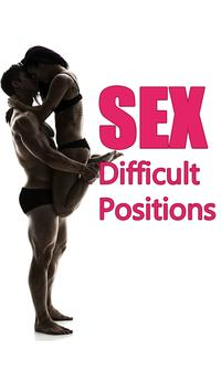 Difficult Sex Positions 18+ poster