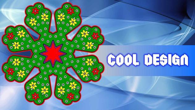Adult Coloring Book Mandala screenshot 1