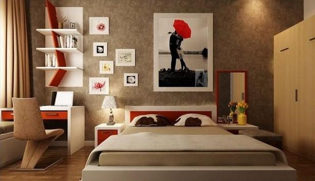Adult Bedroom Design screenshot 1