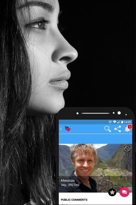 b2dde51c45e8c ... Chat Adultos y Gente  Chat Mayores Conocer Mujeres captura de pantalla 5