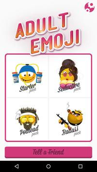 Adult Emoji Dirty Edition apk screenshot