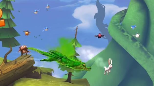 Games Hungry Dragon Best Tips screenshot 2