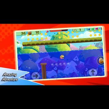 Super mysterious Kirdy Worlds screenshot 2