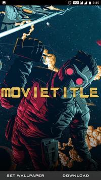 Wallpaper Design Movie Title screenshot 4