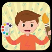 Colorkids Learn & Fun icon