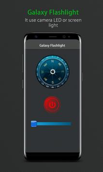 Galaxy FlashLight screenshot 1