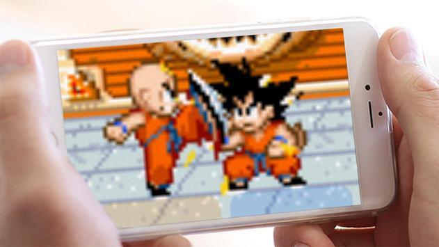 Goku Dragon Advanced Adventure captura de pantalla 1