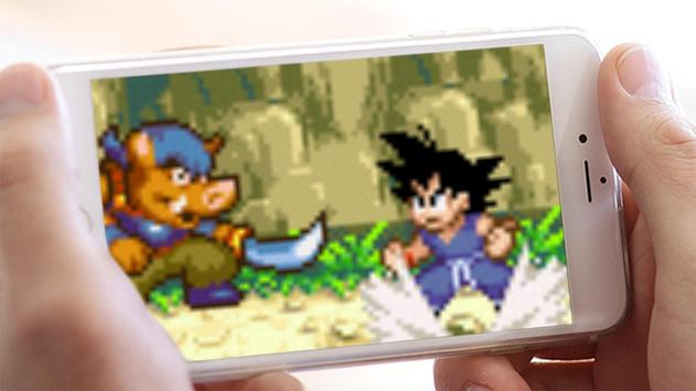 Goku Dragon Advanced Adventure captura de pantalla 2