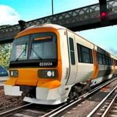 Railway Train Live Status icon