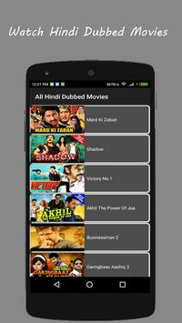 Hindi (1000+) Movies screenshot 3