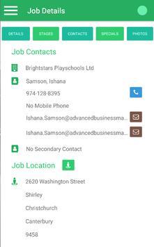 ABM Mobile Timesheet apk screenshot