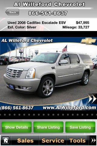 al willeford chevrolet for android apk download apkpure com