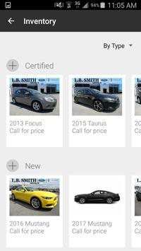 LB Smith Ford Lincoln apk screenshot