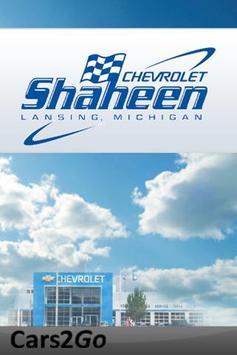 Shaheen Chevrolet poster