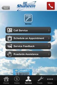Shaheen Chevrolet apk screenshot