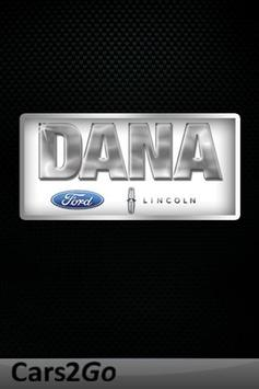 Dana Ford Lincoln poster
