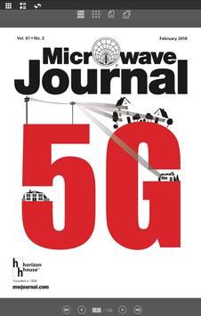Microwave Journal Magazine screenshot 1