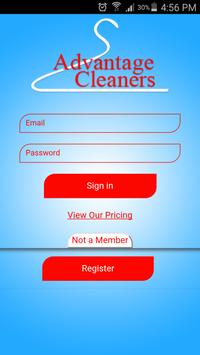 Advantages Cleaners screenshot 7